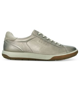 Ecco Womens Chase II Tie Sneakers
