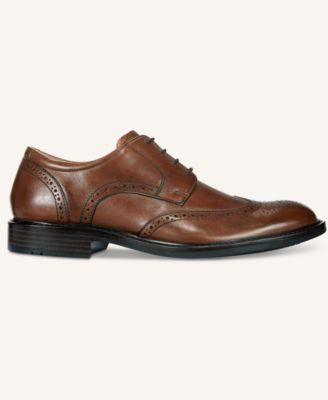 Johnston & Murphy Mens Tabor Wing Tip ..