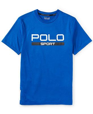 ralph lauren boys 39 polo sport graphic jersey t shirt. Black Bedroom Furniture Sets. Home Design Ideas