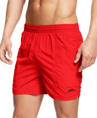 Speedo Sun Protection Deck Volley Swim Shorts