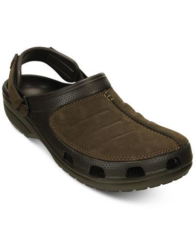 Crocs Men's Yukon Mesa Clogs - All Men's Shoes - Men - Macy's