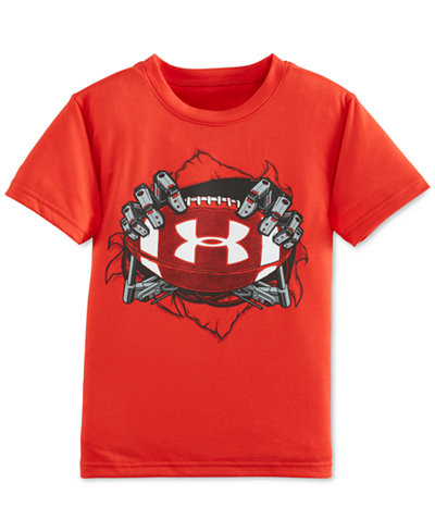 Under Armour Little Boys 39 Graphic Print T Shirt Shirts