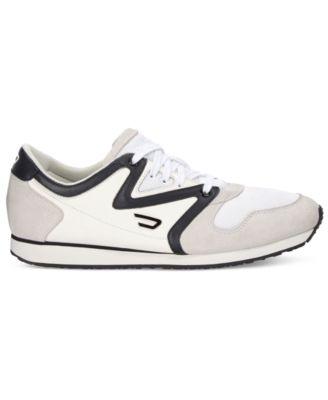 Diesel Mens Black Jake E-Boojik Sneakers