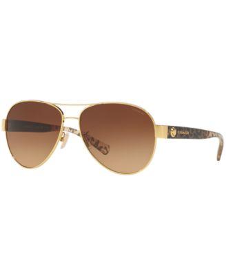 Coach Sunglasses, HC7063