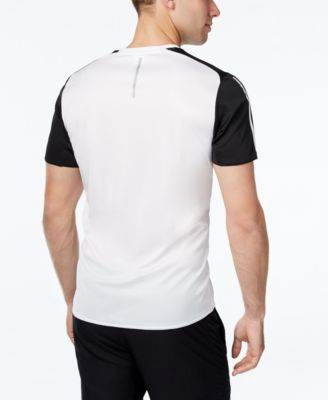 adidas Mens ClimaLite Colorblocked T-S..