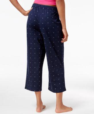 Nautica Anchor Capri Pajama Pants