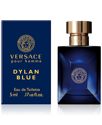 Receive a Complimentary deluxe mini fragrance with a large spray purchase from the Versace Dylan ...