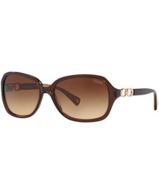 COACH Sunglasses, HC8019 BEATRICE