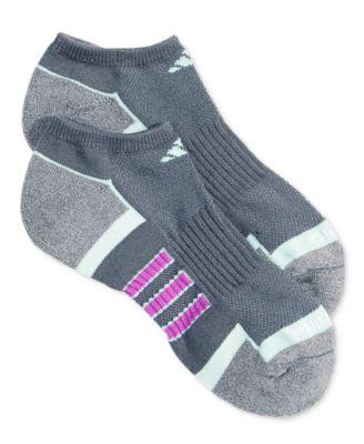 adidas 2-Pk. No-Show ClimaLite Socks