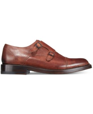Frye Mens Jones Double Monk Loafers