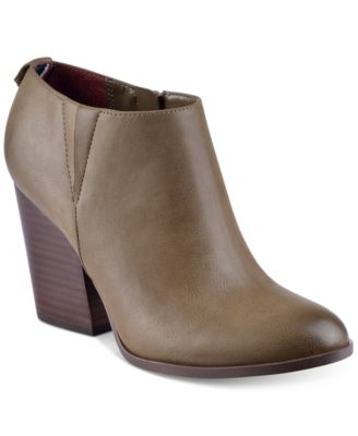 Tommy Hilfiger Leslee2 Ankle Booties
