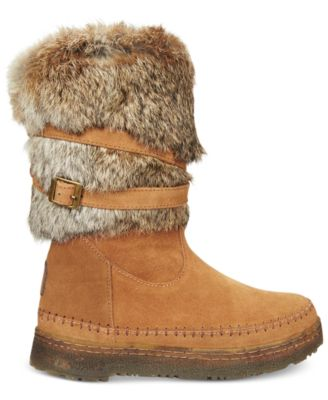 BEARPAW Womens Kara Cold-Weather Boots