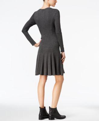 Tommy Hilfiger Jersey A-Line Dress