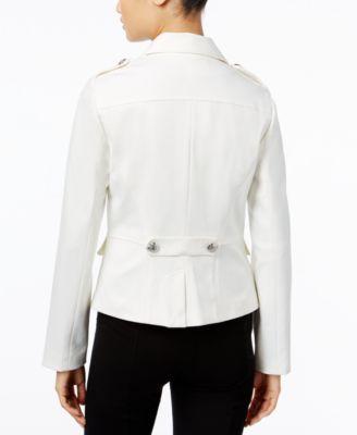 INC International Concepts Military Jacket