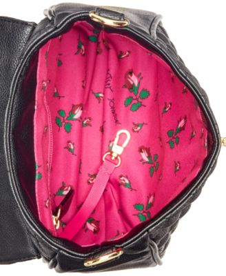Betsey Johnson Top Handle Mini Bag