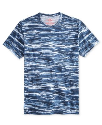 American Rag Mens Camo Mountain T-Shirt