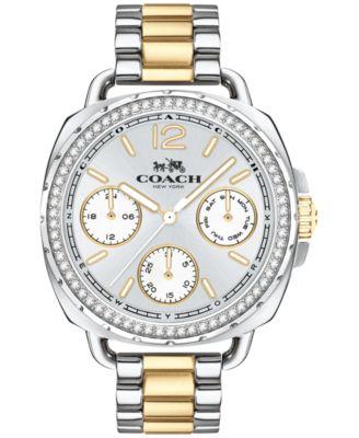 COACH Women's Tatum Two-Tone Stainless Steel Bracelet Watch 38mm 14502572