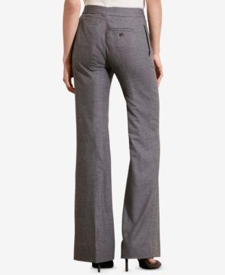 Lauren Ralph Lauren Stretch Flared Pants