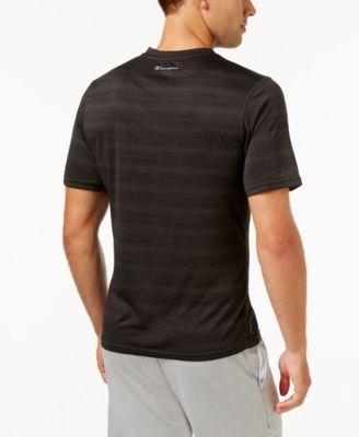 Champion Mens Heathered Vapor T-Shirt