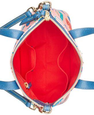 Dooney & Bourke Hearts Ruby Mini Satchel