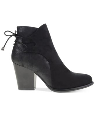Dirty Laundry Wing it Ankle Booties