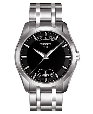 tissot s stainless steel bracelet