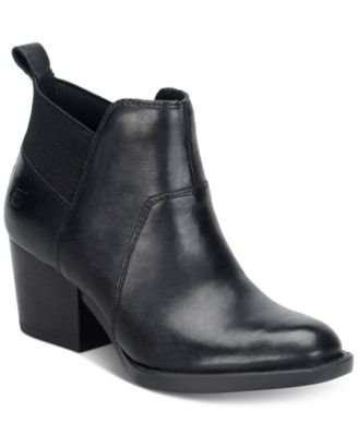 Born Garcia Ankle Booties