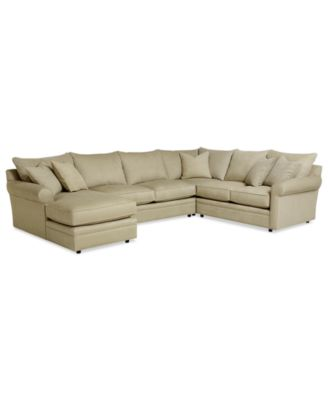 Sectional Sofas and Couches - Macy's