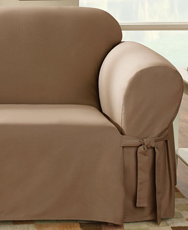 Sure Fit Duck Slipcovers Slipcovers For The Home Macy S